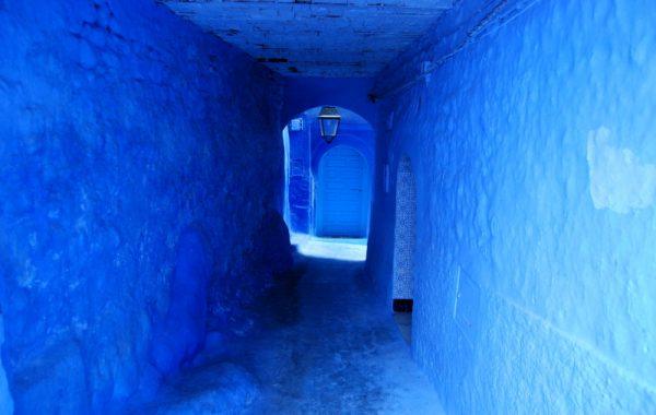 Chefchaouen, Marruecos en autocaravana