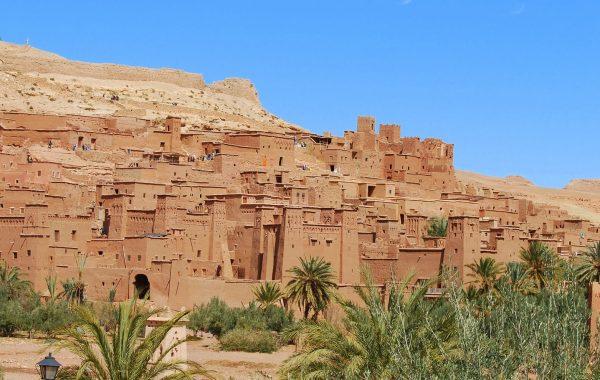 Ait Ben Haddou, Marruecos en autocaravana