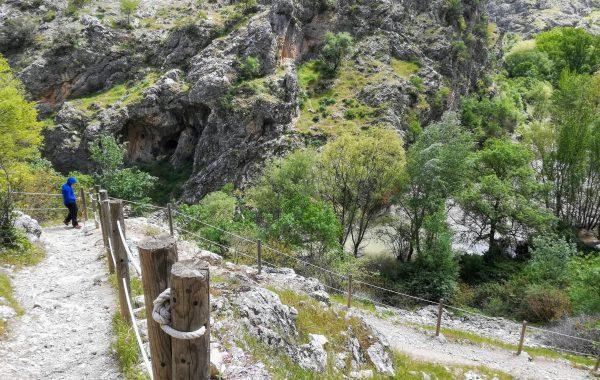 Ruta circular del Gollizno, Moclín