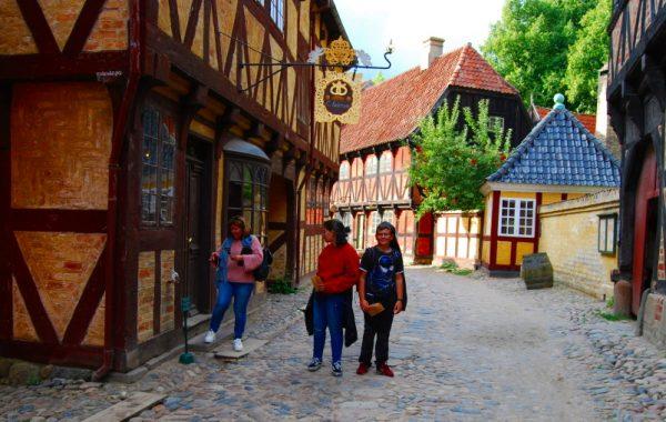 Den Gamle By, Aarhus, Dinamarca